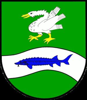 Bahrenfleth - Image: Bahrenfleth Wappen