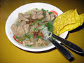 Bakso served with mie.jpg