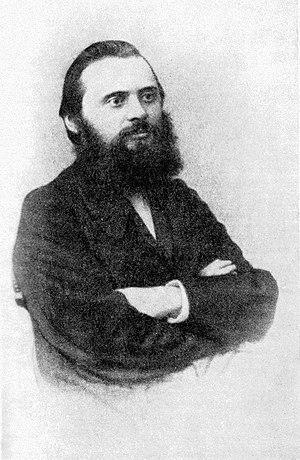 Romeo and Juliet (Tchaikovsky) - Mily Balakirev around the time Tchaikovsky met him.