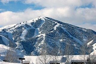 Smoky Mountains (Idaho) mountain range in the US state of Idaho