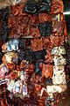 Bali market, masks of wood.JPG