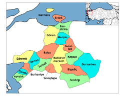 Balikesir districts.png