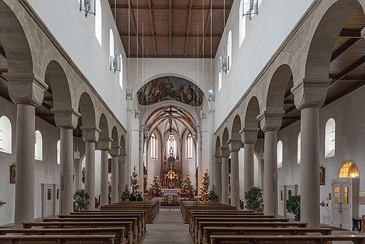 Bamberg, Jakobsplatz 10, Kirche St. Jakob -20170102-005