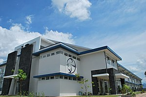 Bandung Alliance Intercultural School - Classroom building