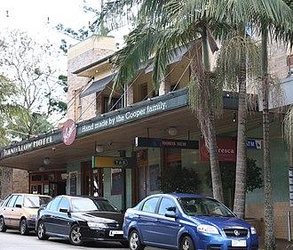 Bangalow - Image: Bangalow Hotel, Bangalow, NSW. (3874478060)