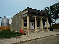 Bank Of Bowdle NRHP 85000183 Edmunds County, SD.jpg