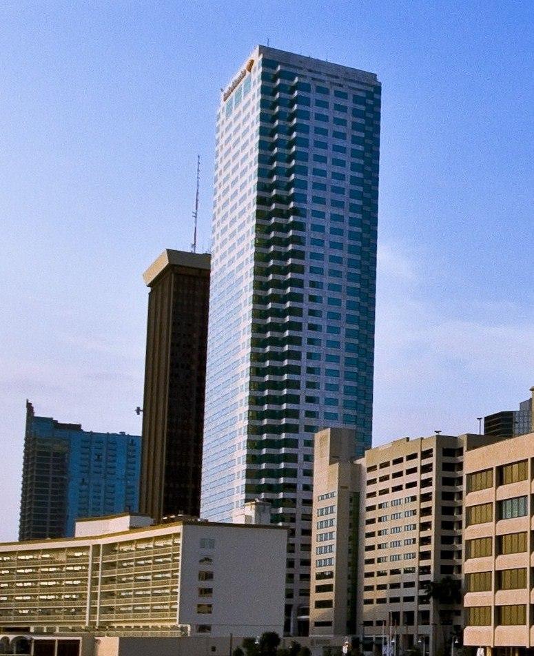 Bank of America Plaza Tampa