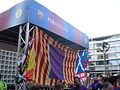 Barça Party - Champions League Final 2015 , Barcelona-Juventus, Berlin.JPG
