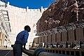 Barack Obama at the Hoover Dam.jpg