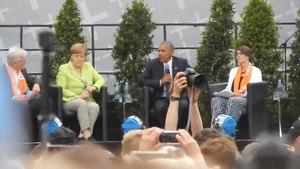 File:Barack Obama in Berlin auf dem Kirchentag 2017 s.webm