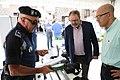 Barbero en la Jornada de Puertas Abiertas de Policía Municipal (05).jpg