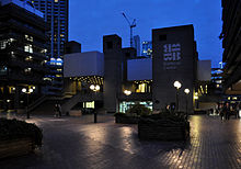 Barbican Centre night 2011 2.jpg