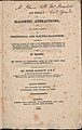 Barlow, Peter – Essay on magnetic attractions, and on the laws of terrestrial and electro magnetism, 1824 – BEIC 751993.jpg