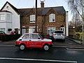 Barnet Motors promotional car.jpg