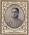 Barney Pelty, St. Louis Browns, baseball card portrait LCCN2007683796.jpg