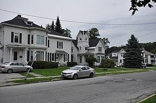 Currier Park Historic District