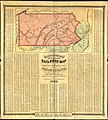 Barringtons new and reliable railroad map and shippers & travellers guide of Pennsylvania, Engrd. by Ths. Leonhardt, showing the name of every city, town and village in the state, with nearest rail LOC 98688552.jpg