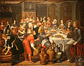 marriage at cana painting
