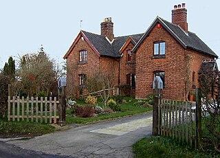 Barton Blount village and civil parish in the South Derbyshire district of Derbyshire, England