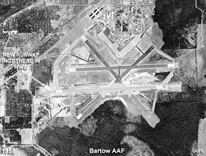 Bartow Air Base - 1958 - Florida.jpg