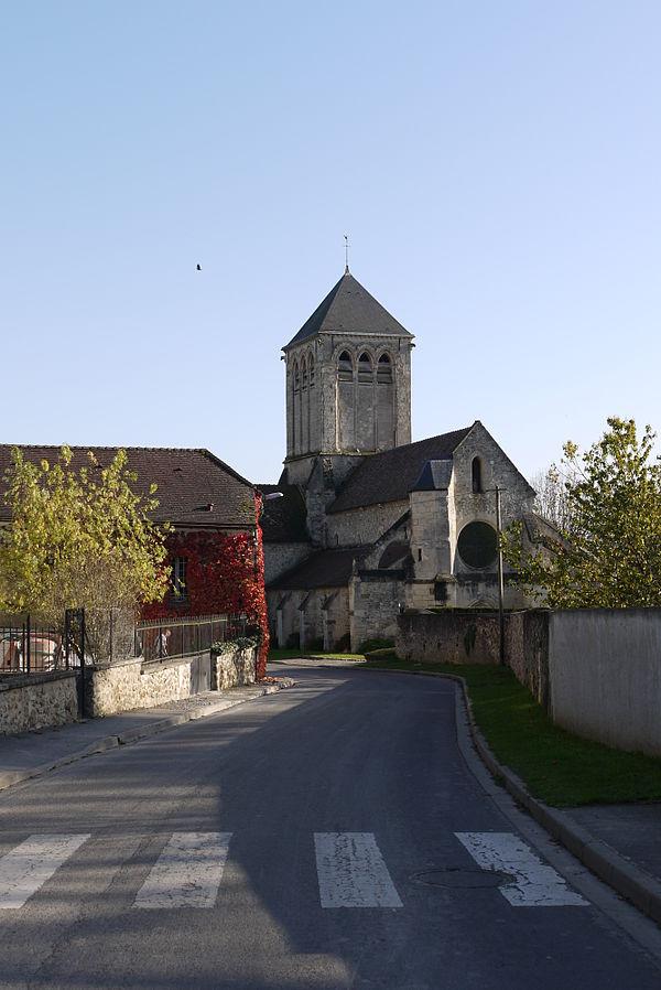 Photo de la ville Barzy-sur-Marne