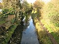 Basingstoke Canal in North Warnborough - geograph.org.uk - 1055270.jpg