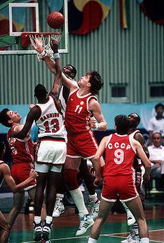 Arvydas Sabonis 11 In Red Was A 2 Time Liga ACB MVP 1994 1995