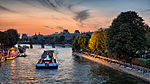 Bateaux Mouches on the Seine, Paris July 2013.jpg