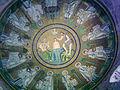 Battistero degli ariani mosaico cupola 02.jpg