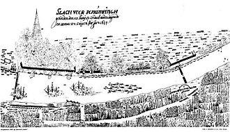 Cambodian–Dutch War - Battle of Phnom Penh, 1644