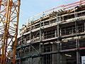 Baufortschritt ~ Baustelle Aquis Plaza ~ Januar 2015 (4).JPG