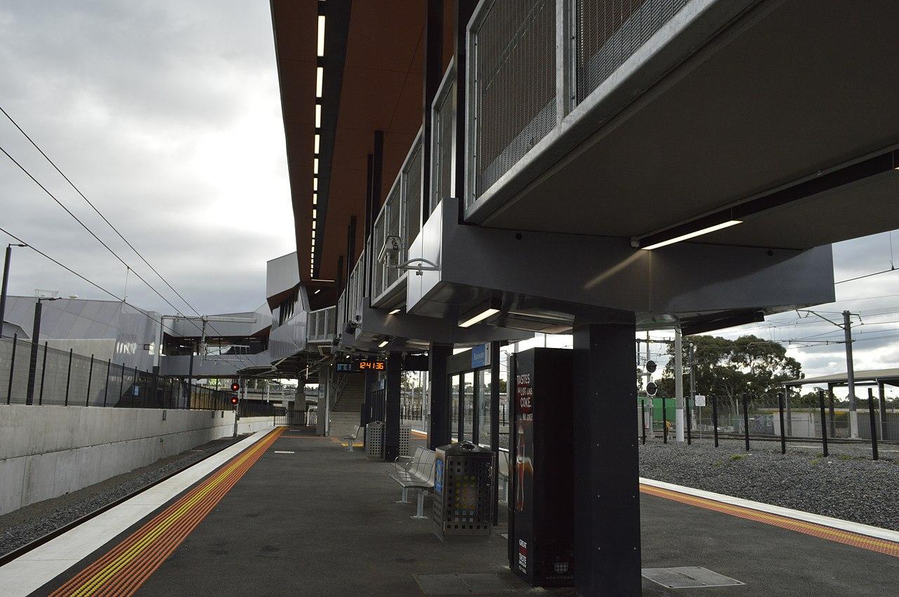 Bayswater Railway Station