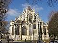 Beauvais (60), église Saint-Étienne, chevet 1.JPG