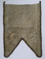Begravningsbanér, 1685 - Livrustkammaren - 30615.tif