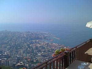Greater Beirut - Image: Beirut jounieh