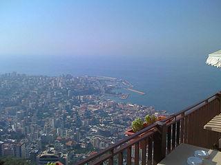 Jounieh,  Mont-Liban, Lebanon