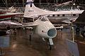 Bell X-5 RFront R&D NMUSAF 25Sep09 (14599846072).jpg