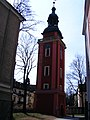Bell tower of church of St. John the Baptist in Cieplice bk2.JPG