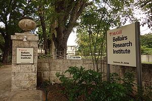 Bellairs Research Institute - Image: Bellairs Research Institute