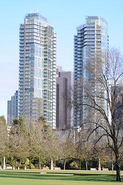 Bellevue, WA - Bellevue Towers 01.jpg
