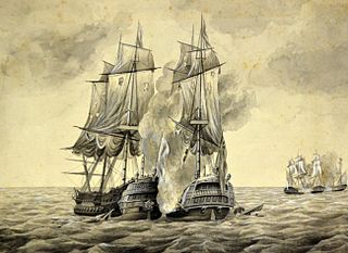 Battle of Cape Finisterre (1761)