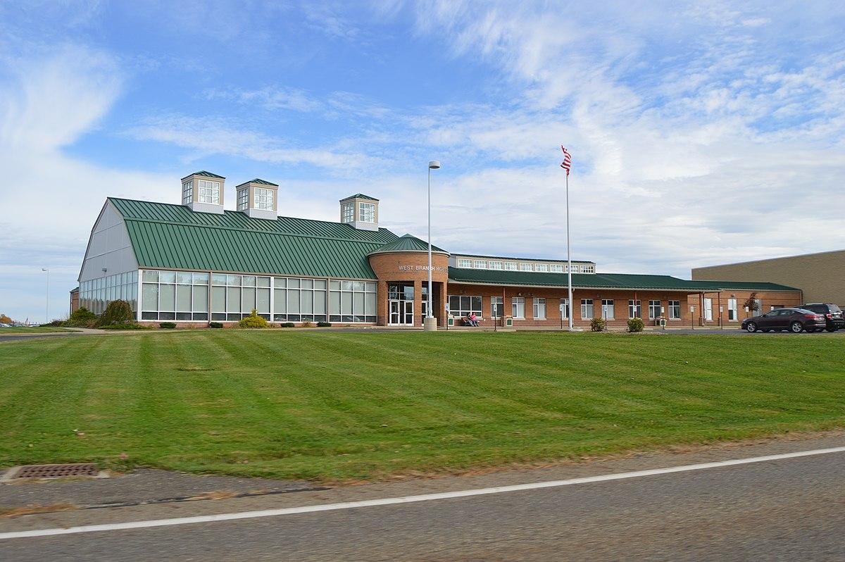 west branch high school  ohio