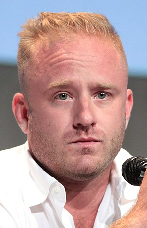 Ben Foster - Foster at the 2015 San Diego Comic-Con