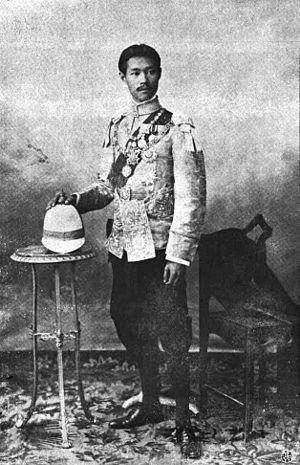 Kasetsart University - Prince Benbadhnabongse, the Prince of Phichai