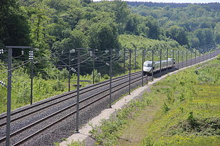 LGV Est French high-speed rail