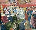 Benozzo gozzoli, trionfo di san tommaso d'aquino, da duomo di pisa, 1470-75 ca. 04.JPG