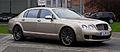 Bentley Continental Flying Spur Speed – Frontansicht (4), 5. April 2012, Düsseldorf.jpg