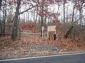 Berkeley-Jackson County Parkland Sign; Manor Road.jpg