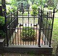 Berlin, Kreuzberg, Bergmannstrasse, Dreifaltigkeitsfriedhof II, Grab Charlotte von Kalb.jpg