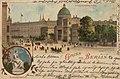 Berlin, Mitte, Berlin - Kronprinzliches Palais; Humboldtdenkmal (Zeno Ansichtskarten).jpg